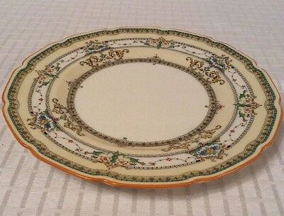 """Royal Doulton """"The Lorraine"""" Round Side/Salad Plate X1 ~ Rare Doulton Pattern."""