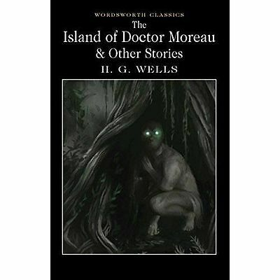 The Island of Doctor Moreau & Other Stories by H. G. Wells Paperback,book 2017