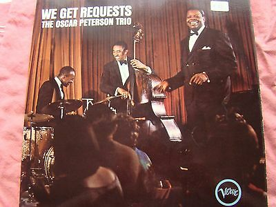 We get requests The Oscar Peterson Trio