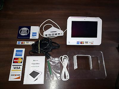 CLOVER MINI POS Point of Sale Complete System Credit Card Chip Reader FIRST DATA