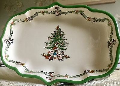 Spode Disney Tree Candy Dish New In Original Box
