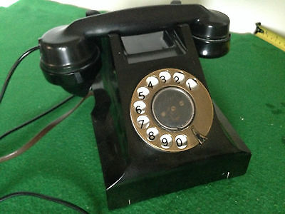 Vintage 1940's Western Electric -Rotary Phone