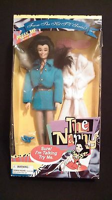 The Nanny Talking Doll Fran Drescher 1995 TV Celebrity In Box