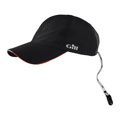 Gill Race Cap One Size Graphite Gorros y gorras