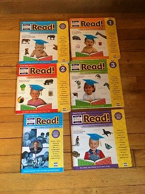 6 Your Baby Can Read Books Early language  By Robert Titzer