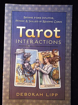Brand New! Tarot Interactions - Become More Intuitive & Skilled With The Cards