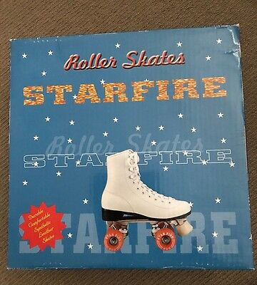 Kids Roller Skates Starfire - Size 31 - As New Hardly Used. Never Used Outdoors.