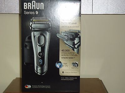 Braun Series 9 9290cc Men's Electric Foil Shaver, *BRAND NEW*