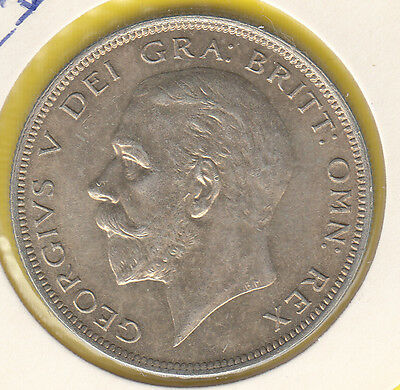 1931 George V Silver Halfcrown UNCirculated Sink S4037  -SUPERB COIN