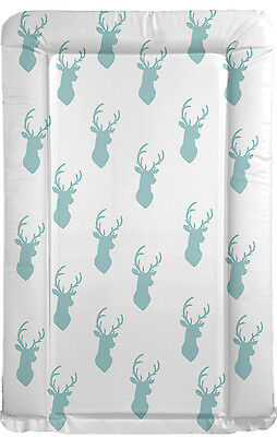 Deer / Stag Changing Mat in VARIOUS COLOURS - Brand New - MADE IN THE UK
