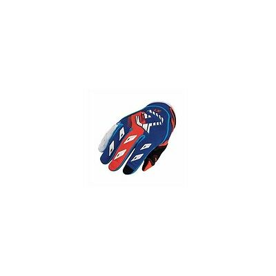 Gants Mx Kid Gloves Bleu/orange