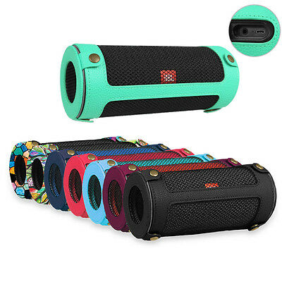 Portable Carrying Sleeve Cover Travel Bag Case For JBL Flip 4 Bluetooth Speaker