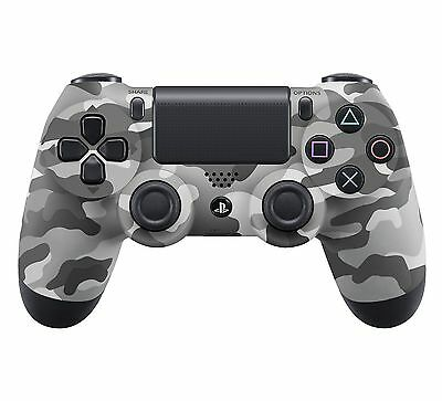 Official PS4 Sony PlayStation DualShock 4 Controller - Urban Camouflage New