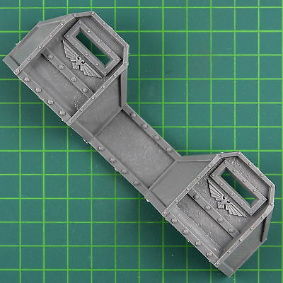 Aegis defense line Shield sections A Warhammer 40K Terrain Bitz 5860