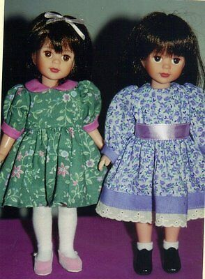 "8""Dress pattern fits 8"" Madame Alexander Ginny Betsy McCall kish little darling"
