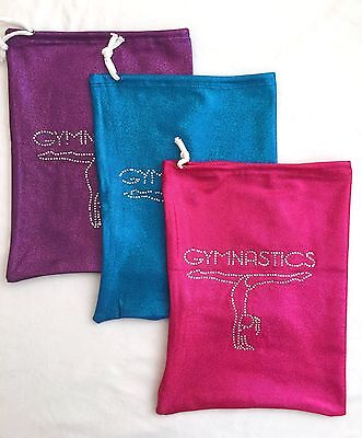 Handguard Grip Bag 'Gymnastics' to match your leotard