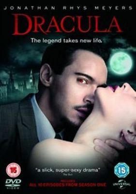 Dracula - Series 1 - Complete (DVD, 2013, 3-Disc Set) - DVD NEW SEALED