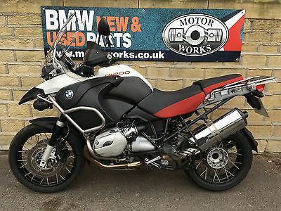 BMW R1200GS ADVENTURE ABS 2007. 36K miles. Good condition. HPI clear.