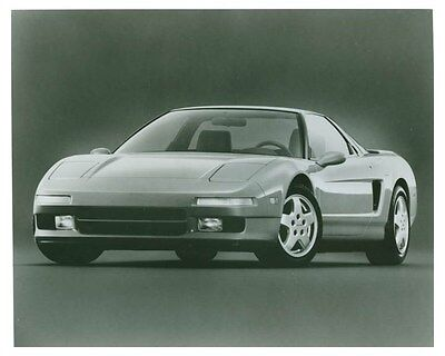 1989 Acura NSX Sports CarAutomobile Factory Photo ch5696