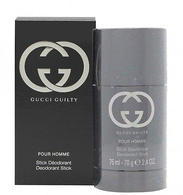Gucci Guilty Pour Homme Deodorant Stick - Men's For Him. New. Free Shipping