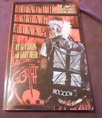 Honour Among Punks The complete Baker Street Graphic Novel 1st/1st Guy Davis