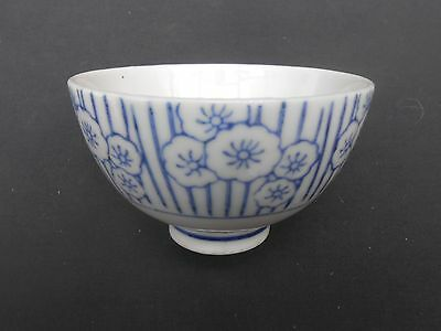 Small Early 20th c. ** JAPANESE TEA BOWL **