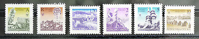 1996-RS-REPUBLIKA SRPSKA-COMPLETE SET (MNH)-NATO! bridge yugoslavia bosnia J