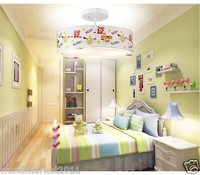 Personality Creative Fashion Fresh 3 Lamps Total Height 29CM Children Lighting