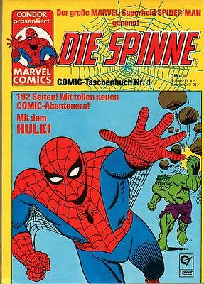 Marvel Comics v. Condor : Die Spinne, TB Band 1 - 70, TOP
