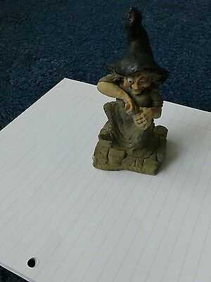 HC04 Clarecraft Insane Witch figurine plus 3 smaller witches