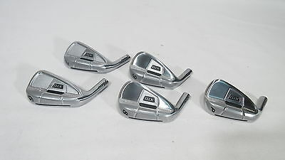 Nice! -LH- ADAMS XTD FORGED IRONS (6-PW) - Heads Only-