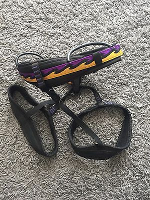 Ladies Black Diamond Climbing Harness - Size Small - Great condition