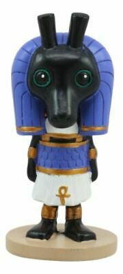 """Weegyptians Collection Egyptian God Seth Statue 4""""Tall God Of The Desert Storms"""