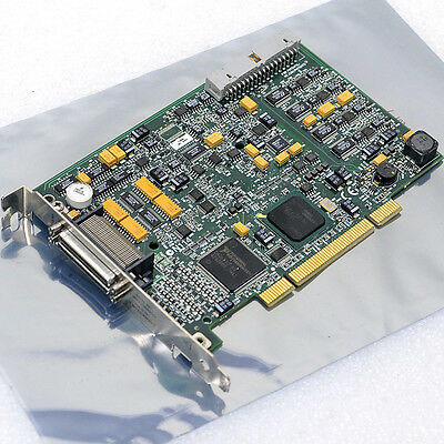 National Instruments PCI-6289 32-channel Multifunction I/O Card U7 Removed
