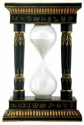 Pharaoh's Sand Timer - Collectible Figurine Statue Sculpture Figure