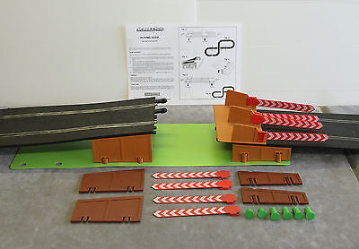 Scalextric Classic Flying Leap C744 (Or Knight Rider Turbo Boost C696) + Extras