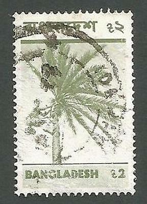 Bangladesh Scott# 53, Collecting Date-palm Juice, 2t, Used, 1973