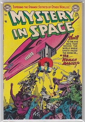 Mystery In Space # 12