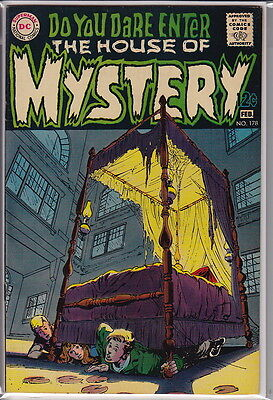 House Of Mystery # 178