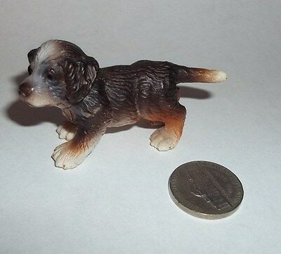 Schleich Bernese Mountain Puppy Dog Figure Figurine