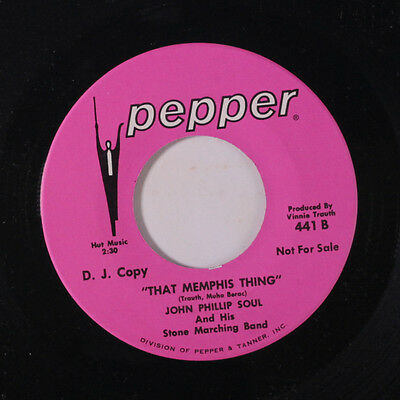 GOSPEL FUNK SOUL 45 D J  ROGERS Listen To The Message/It's All Over