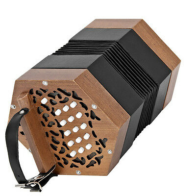 Concertina by Gear4music C/G
