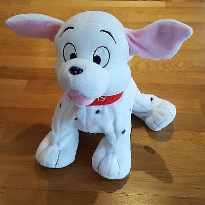 Disney 101 Dalmations 20Cm Barking,tail & Ear Wagging Roly Toy Pup/dog