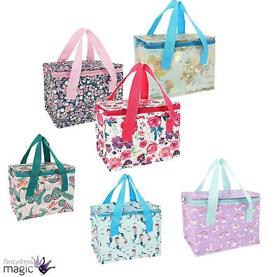 Tote Cool Cooler School Lunch Bag Box Vintage Insulated Recycled Gift Picnic