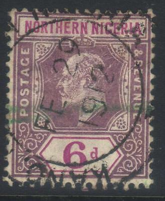 Northern Nigeria 1910-1911 Mcca Sg35 Used Cat £27