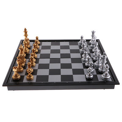 Professional Magnetic Board Chess Pieces Game Classic Kids Toys Collectable