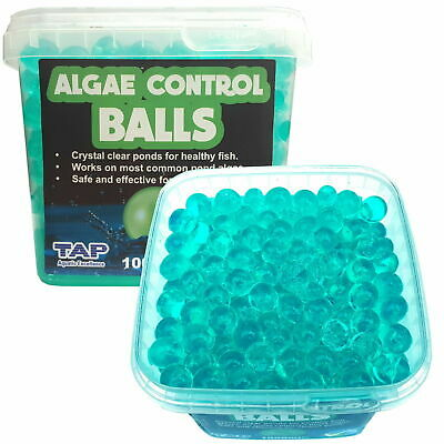 Pond Algae Control Balls Koi Fish Pond Algae Green Water Treatment 280ml-1000ml
