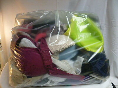 APPROX 5 KG OF WOMENS BRAS MIXED SIZES STYLES JOB LOT  various brands