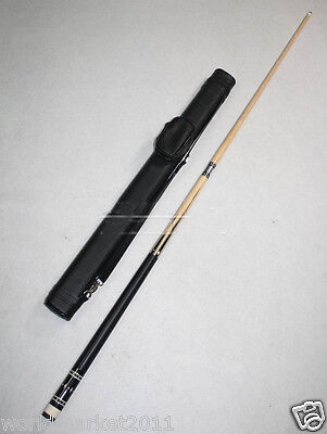 Simple British-Style Sporting Goods Length 149CM Wooden Smooth Billiard Cue &$