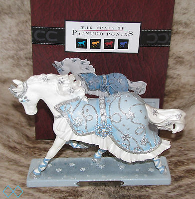TRAIL OF PAINTED PONIES Winter Ballet~Low 1E/0179~Glittering~Christmas 2017~
